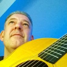 Ab met gitaar